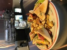 """Breakfast Club"" Sandwich - 80's Night at Diz's Cafe"