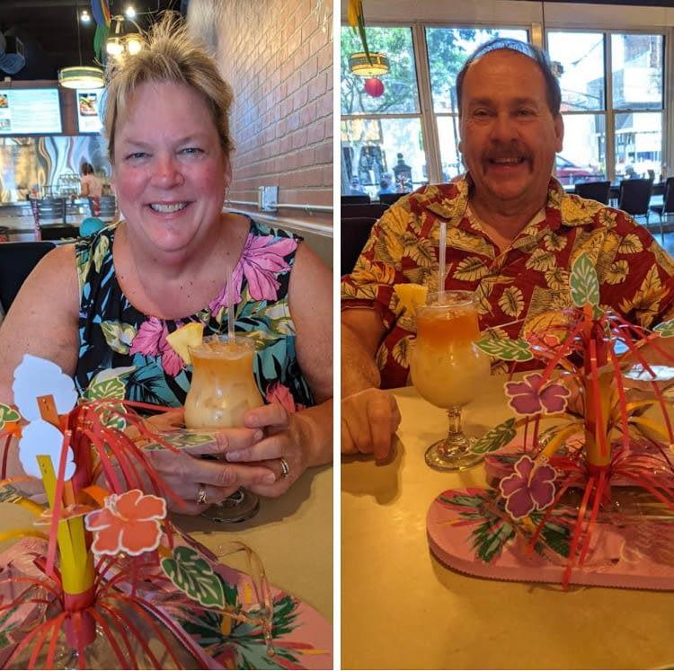 Diz's Cafe Theme Night - Cheeseburger in Paradise - June 18, 2021 - a
