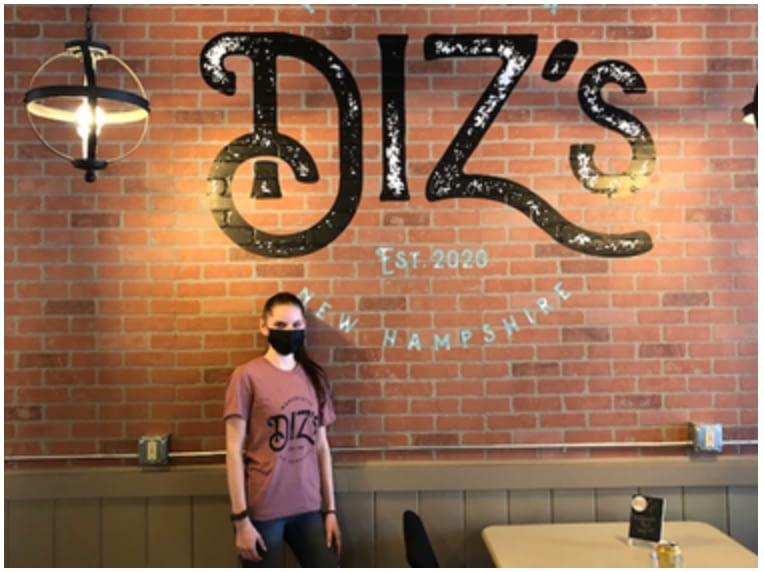 Skye Hansen_Diz's Cafe
