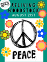 Reliving Woodstock at Diz's Cafe 08.21.2020