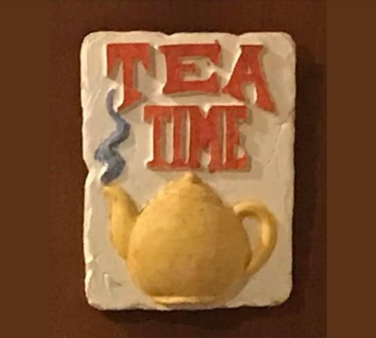 Tea Time at Diz's