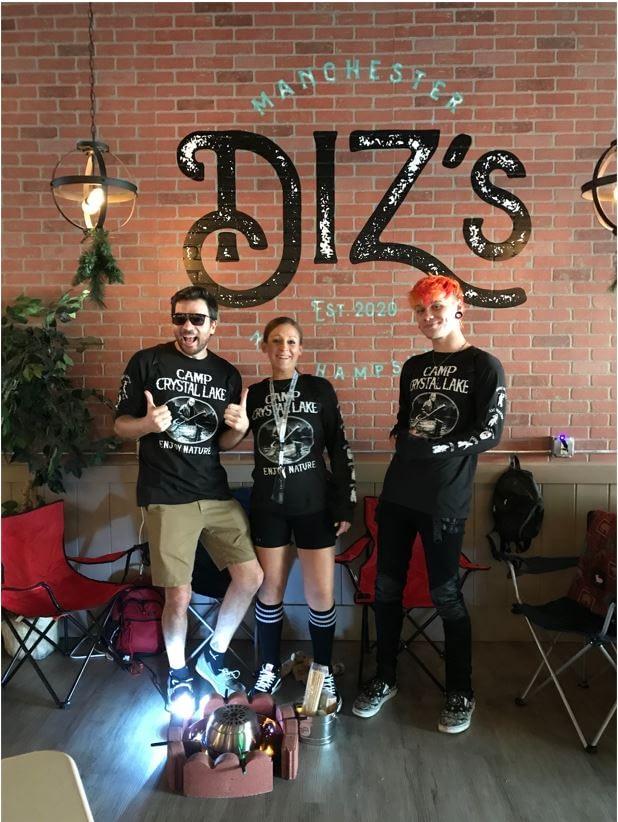 Diz's Cafe - Camp Counselors - 08202021